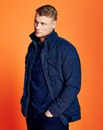 Flintoff By Jacamo Navy Military JacketL