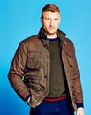 Flintoff By Jacamo Military Jckt L