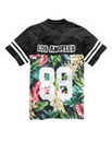 Label J LA 89 Tropical T-Shirt Long