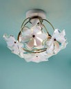 Floral Light Shade