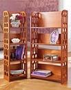 Fretwork Shelves