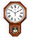 Yarnton RC Pendulum Wall Clock