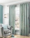 Flora Lined Curtains