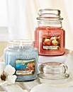 Yankee Candle Medium Jar Set