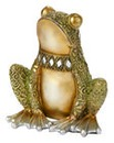 Sparkle Frog Ornament