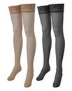 Pack of 2 15 Denier Lace Stockings