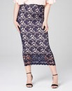 Grazia Lace Pencil Skirt