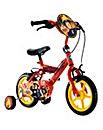Fireman Sam 12inch Bike