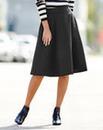 Scuba Midi Skirt
