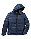 Jacamo Cairo Hooded Puffer Jacket