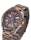 BOSS Orange Mocha Stainless Steel Watch