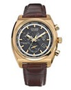 Citizen Eco-Drive Brown Strap Watch