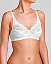 Triumph Amourette Non Wired White Bra