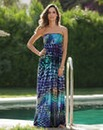 Together Santorini Maxi Dress