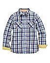 KD EDGE Girls Checked Shirt