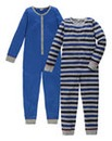 KD Edge Boys Pack of Two Onesies