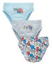 Spiderman Boys Pack of Three Briefs