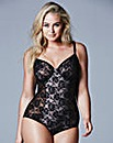 Light Control Black Lace Bodyshaper