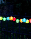 Chinese Solar Light String Lanterns