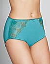 2 Pack Florence Briefs Blue/Teal