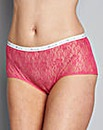 5 Pack Brights Lace Shorts