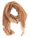 Cheesecloth Effect Scarf