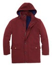 Premier Man Long Fleece Lined Car Coat