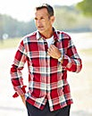 Premier Man Fleece Lined Shirt