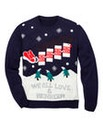 Label J Reinbeer Christmas Jumper R