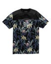 Label J 90 Floral Tee Regular