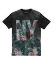 Label J NY Floral Fade T-Shirt Long