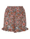 Alice & You Printed Frill Shorts