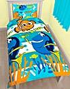 Finding Dory Rotary Duvet Cover