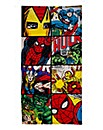 Marvel Comics Defenders Towel