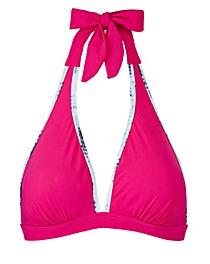 Simply Yours Halterneck Bikini Top