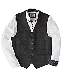 Joe Browns Chelsea Suit Waistcoat Short