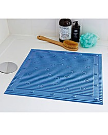 Square Stay Put Safety Bath Mat