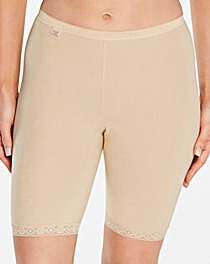 Sloggi Basic Long Leg Poudre Briefs