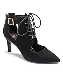 Sole Diva Lace Up Shoe Boots E Fit