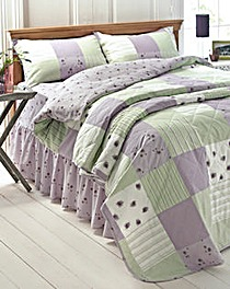 Maisie Quilted Throwover