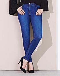 Simply Be 360 Fit Skinny Jeans Regular