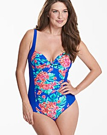 Beach to Beach Tropical Classic Swimsuit