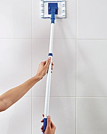 Bathroom Tile Cleaner with Cover