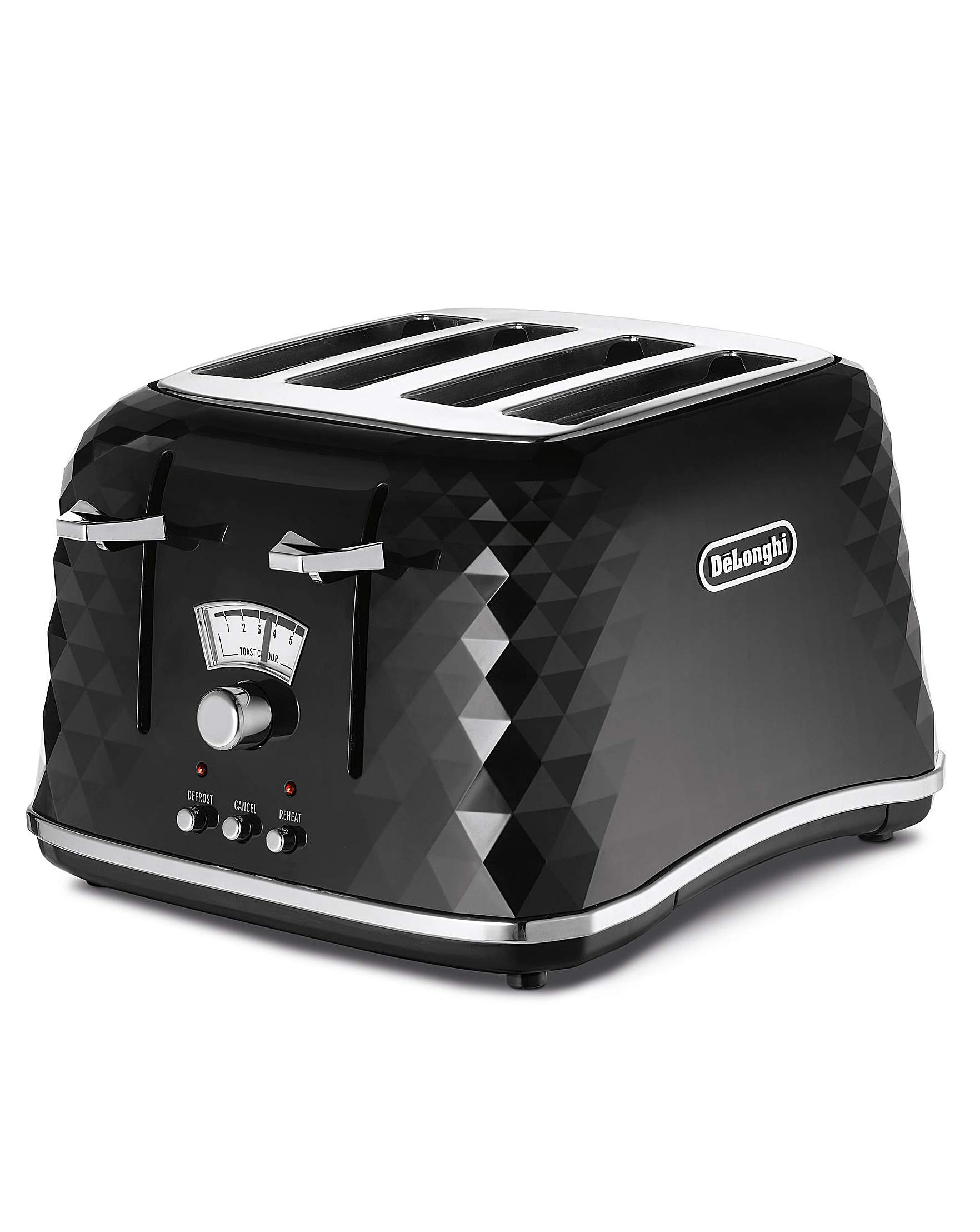 see through shipping over on product orders garden toaster overstock home free automatic black itouchless