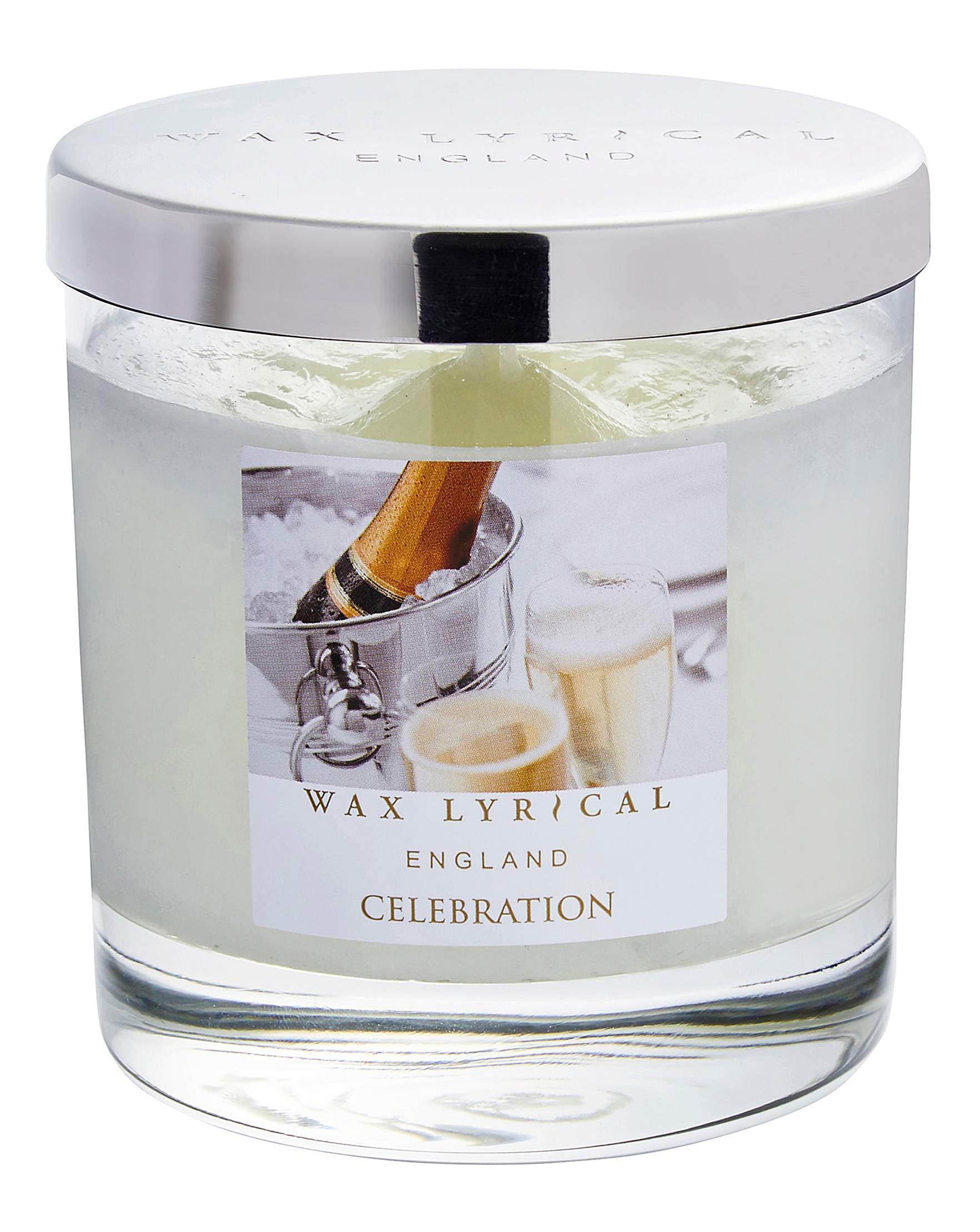 6a65f960a4 Personalised Wax Lyrical Celebration