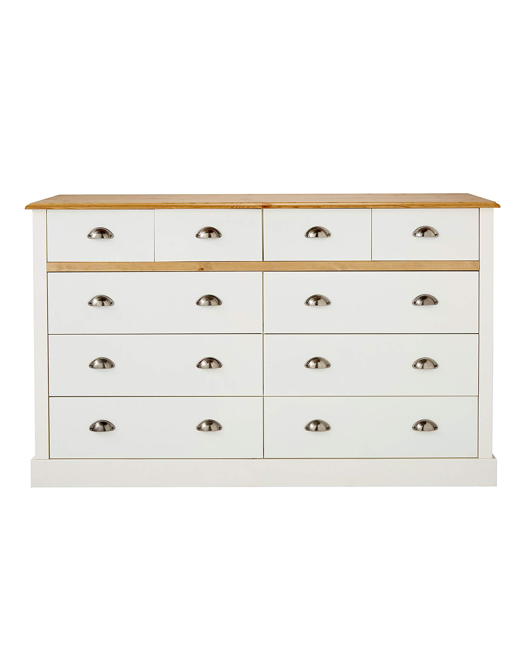 of dania merlin chest furniture dresser walnut drawer products sparrow drawers