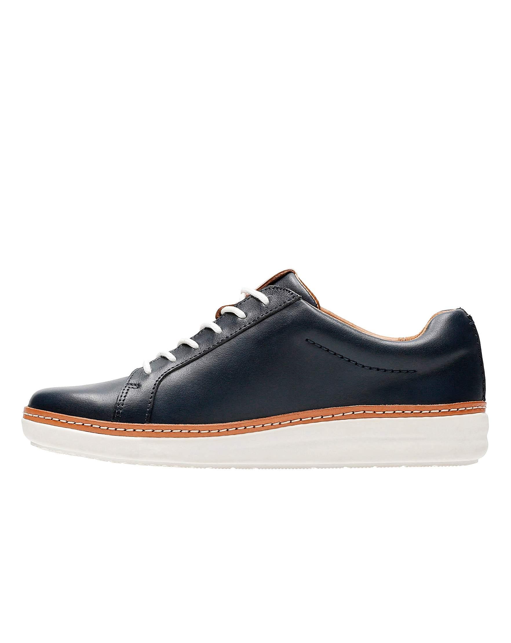 Femmes Sneakers Amberlee Rosa Clarks BO5LFDN9