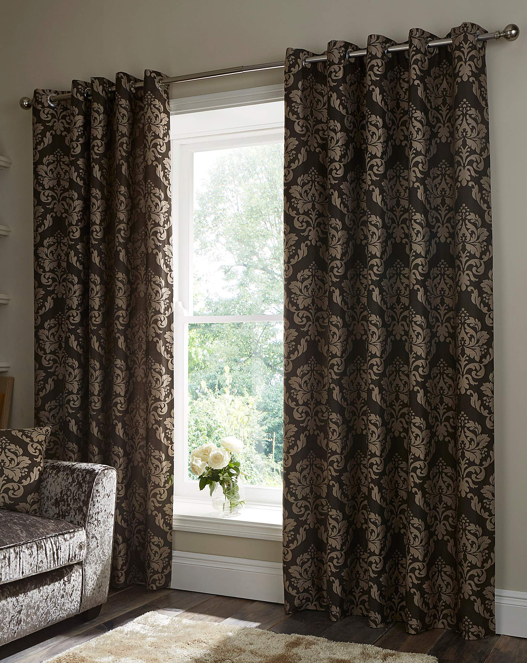 curtains eyelet gallery the house curtain