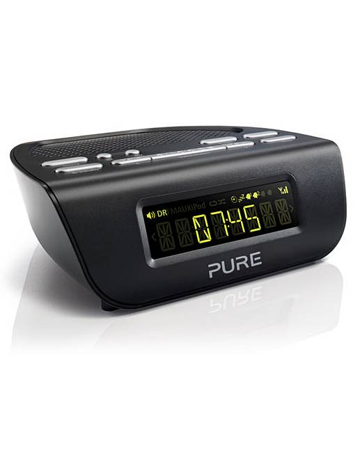 pure siesta mi series 2 dab radio alarm jacamo. Black Bedroom Furniture Sets. Home Design Ideas