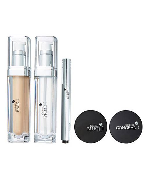 Fabulous Forever Blog: Look Fabulous Forever Face Collection